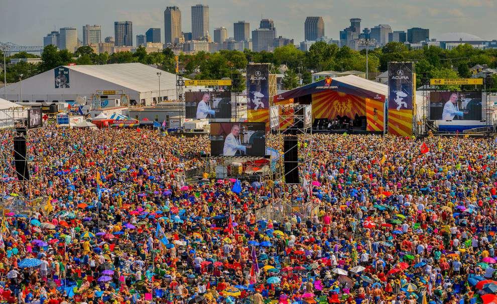 2015 Photos: Elton John, Aaron Neville, TI and Jerry Lee Lewis shine on brilliant Saturday at Jazz Fest _lowres