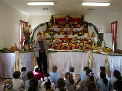St. Joseph's Altar set to open 10 a.m. Sunday _lowres
