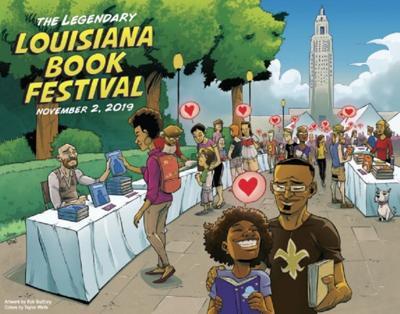 book fest art