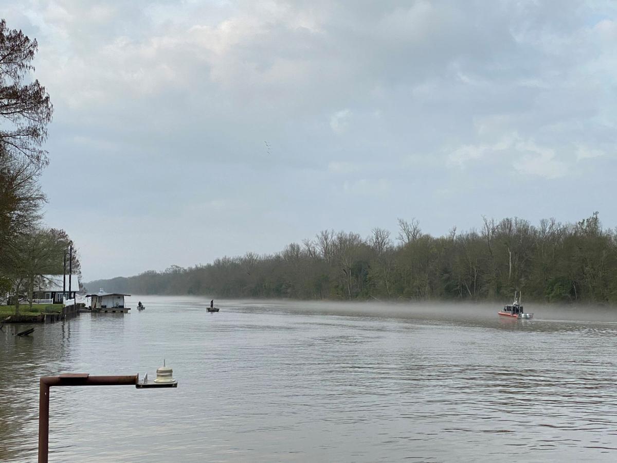 Search for missing boater on Bayou Sorrel
