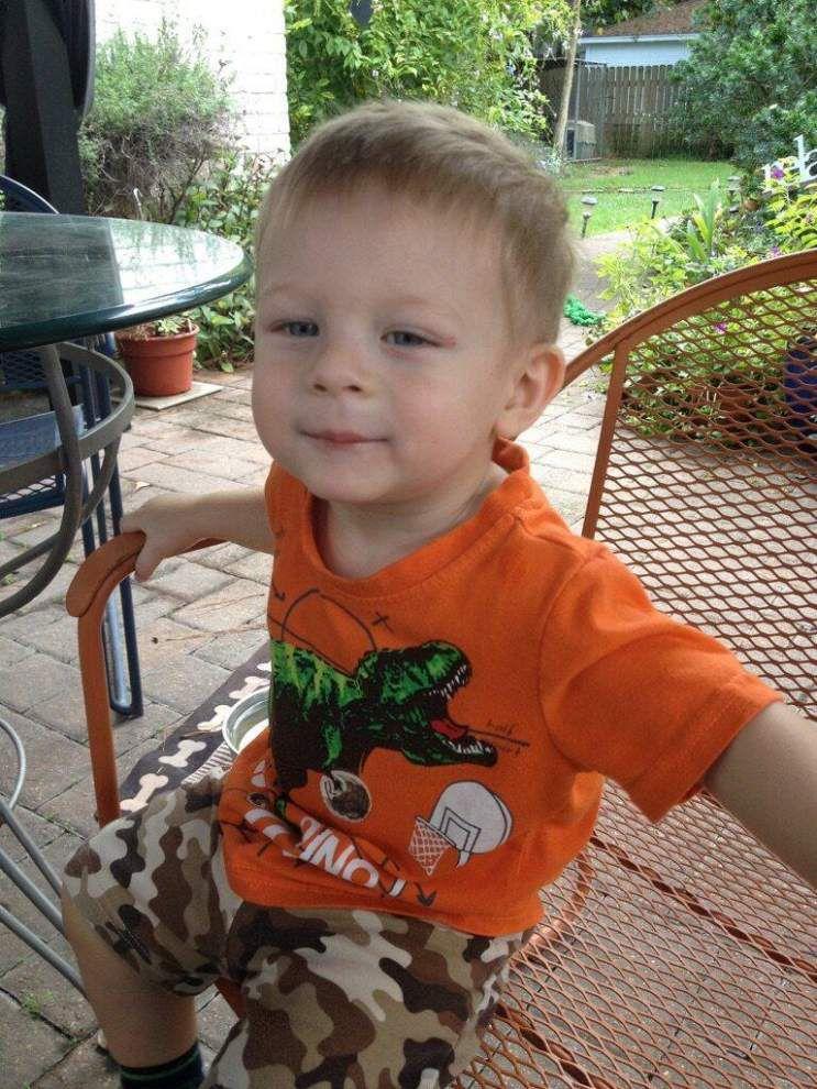 Police find missing Calcasieu Parish toddler in Houston, cancel missing child alert _lowres