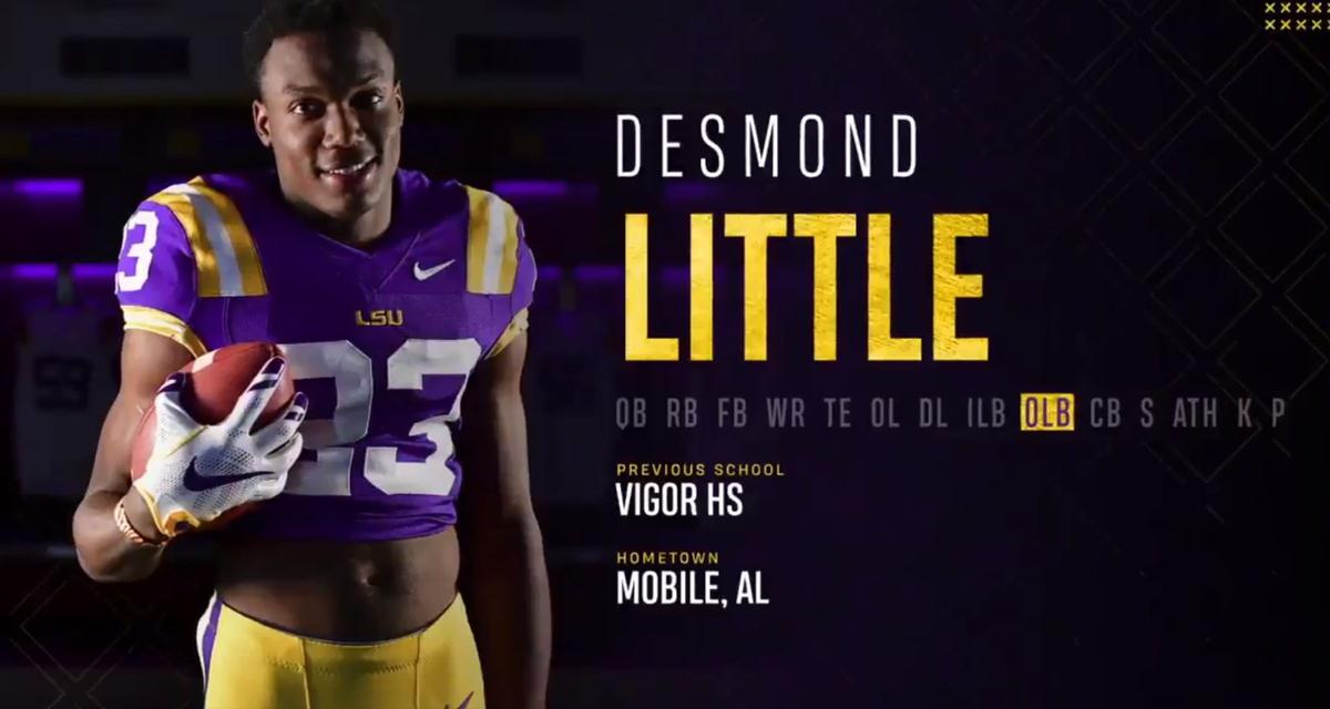 Desmond Little