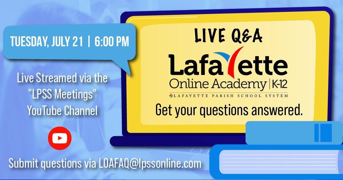 Lafayette Online Academy Q-and-A flier.jpg