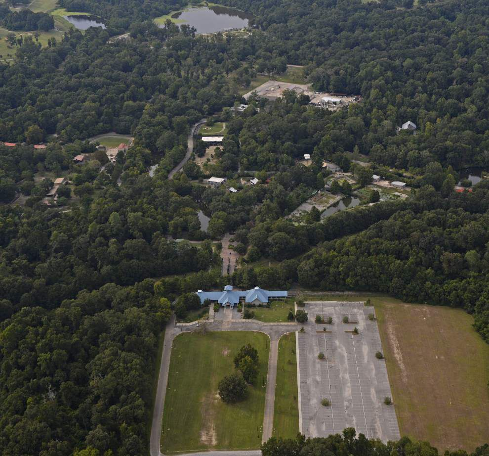 Consultants again urge BREC to consider relocating Baton Rouge Zoo from its off-the-beaten-track site near Baker _lowres