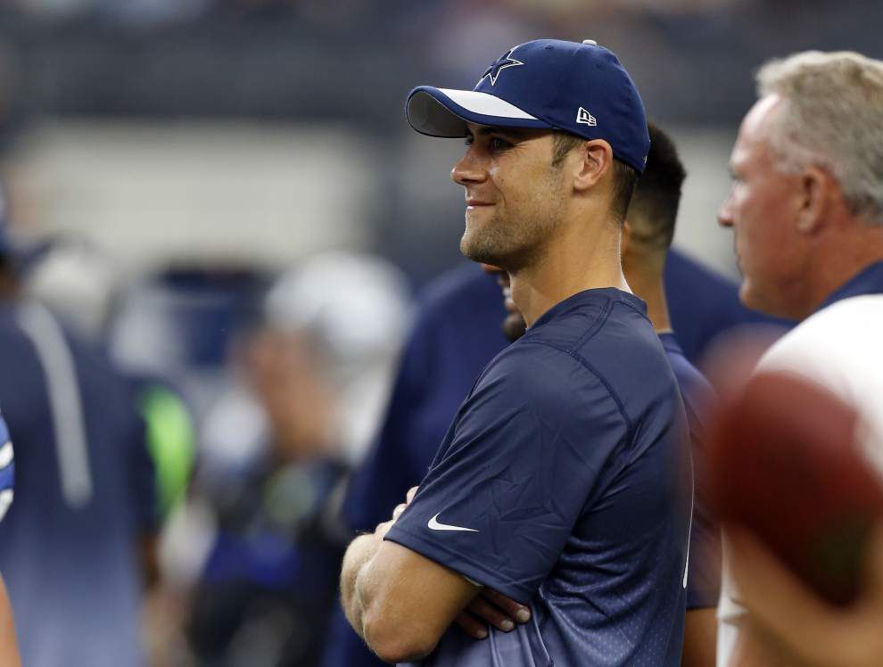 Ten things you might not know about Cowboys ahead of their game at New Orleans Sunday _lowres
