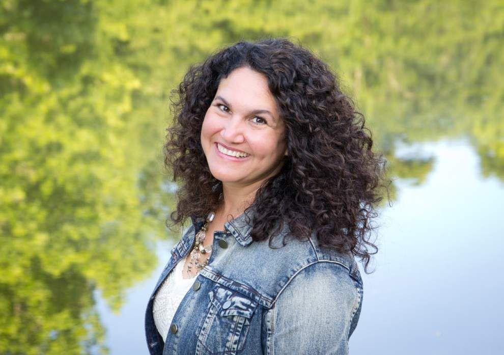 Former Walker resident, novelist talks about new book on human trafficking _lowres