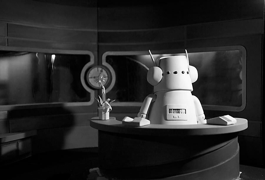 Kid Koala turns a graphic novel into a multimedia live show_lowres