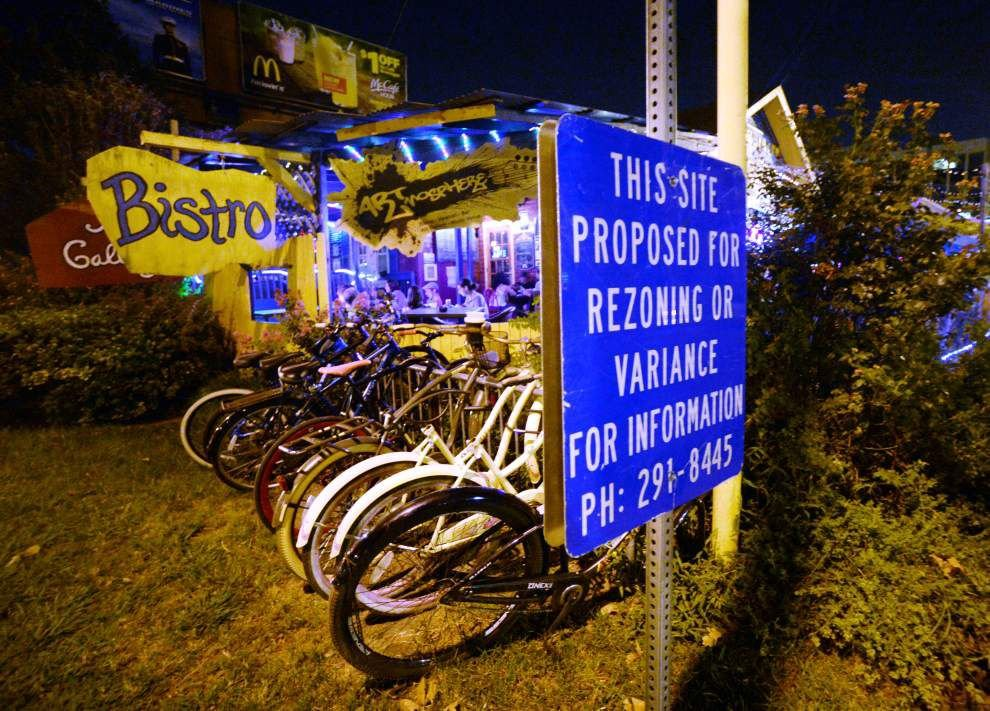 Popular Artmosphere's bar permit request could lead Lafayette to reconsider its ban on new downtown bars _lowres
