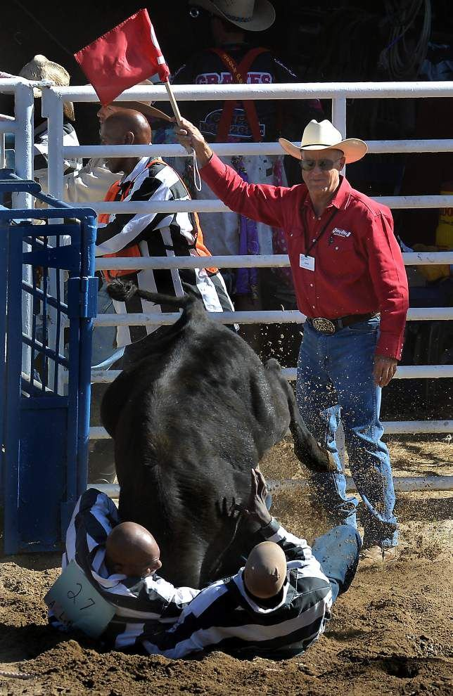 Angola Prison Rodeo lives up to its name: 'Wildest Show in the South' _lowres