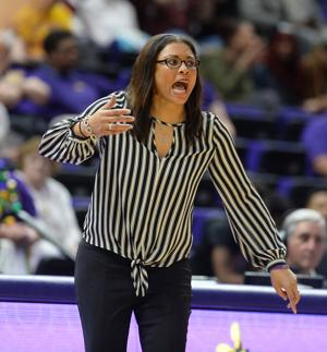 Lady Tigers head to South Carolina in three-way tie for SEC's No. 3 seed