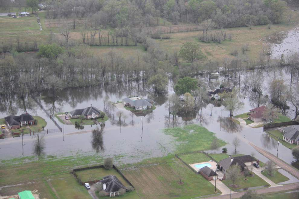 Gov. John Bel Edwards asks president to add Ascension Parish to list of federal disaster areas _lowres