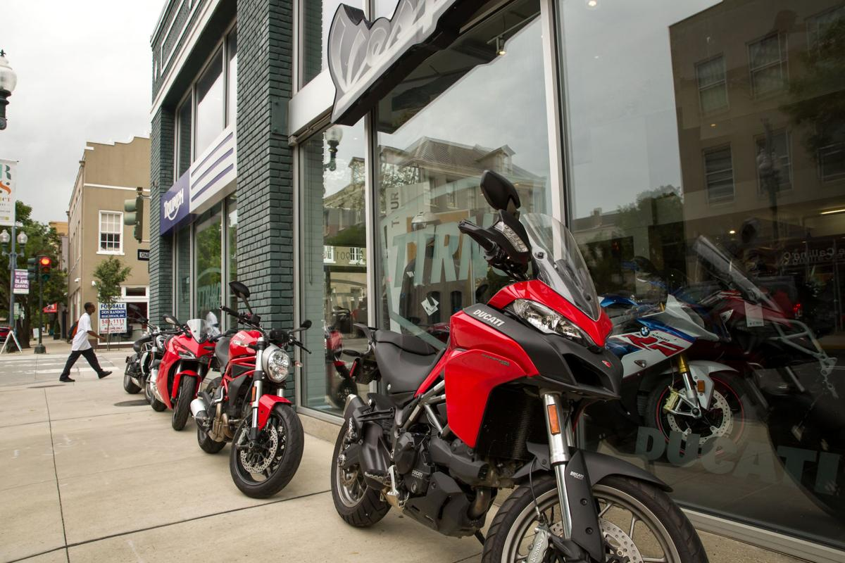Transportation Revolution Scooter Motorcycle Shop Adds