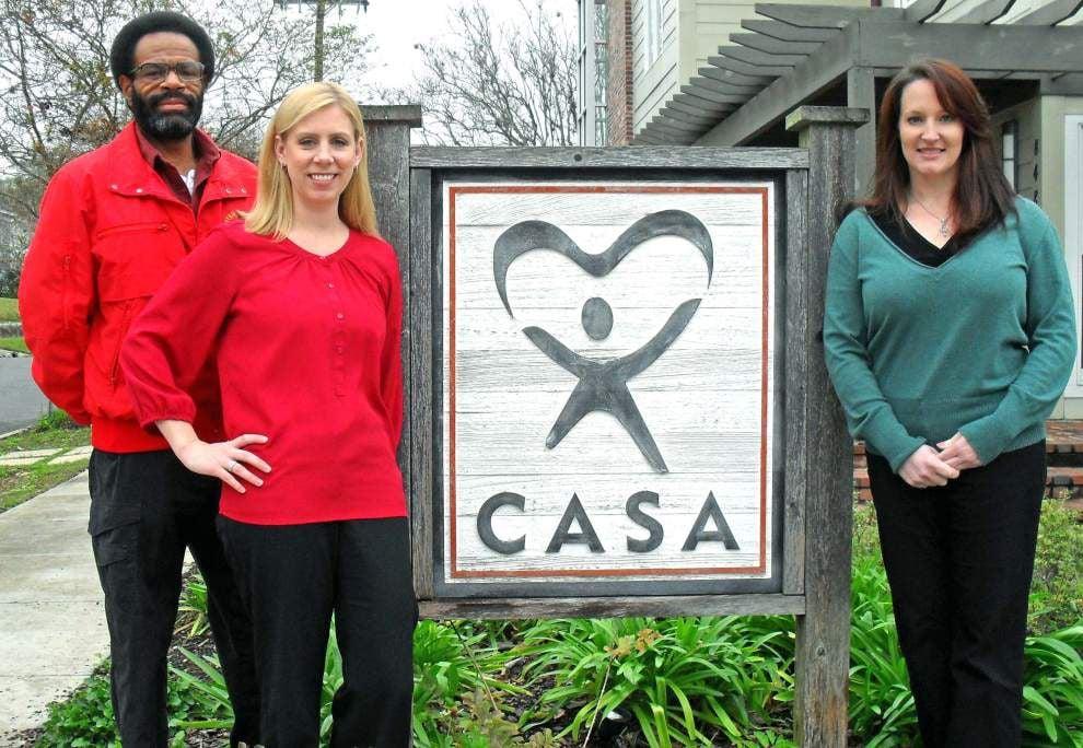 CASA welcomes board members _lowres