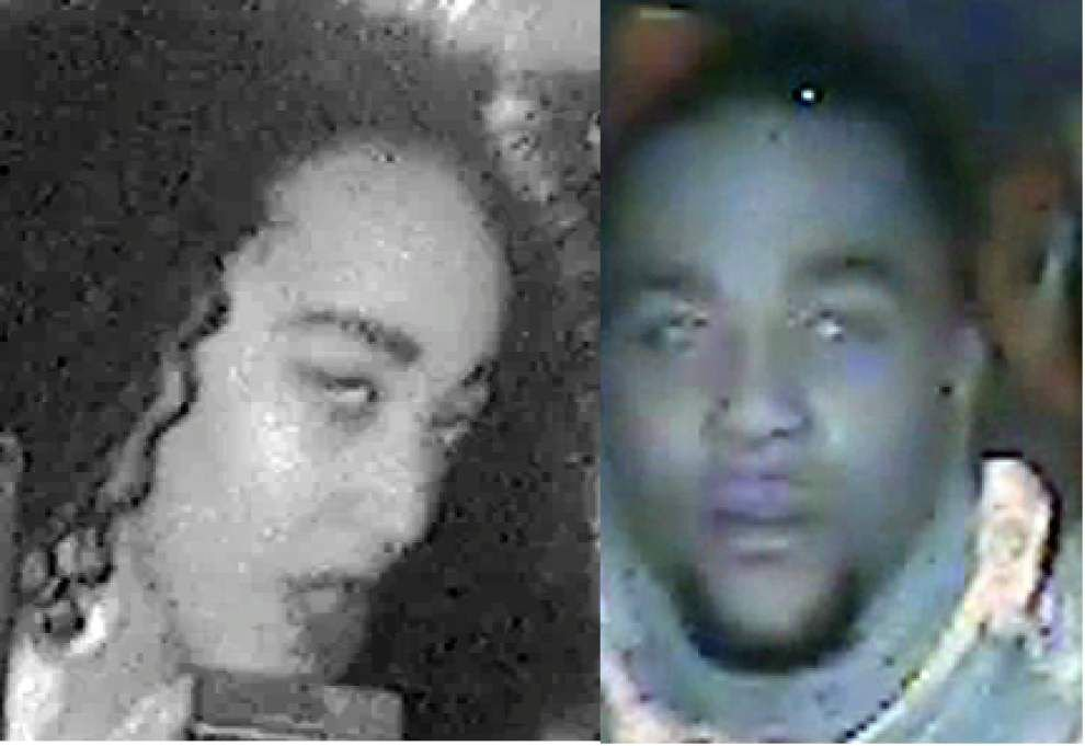 Suspects wanted for armed robbery, carjacking _lowres