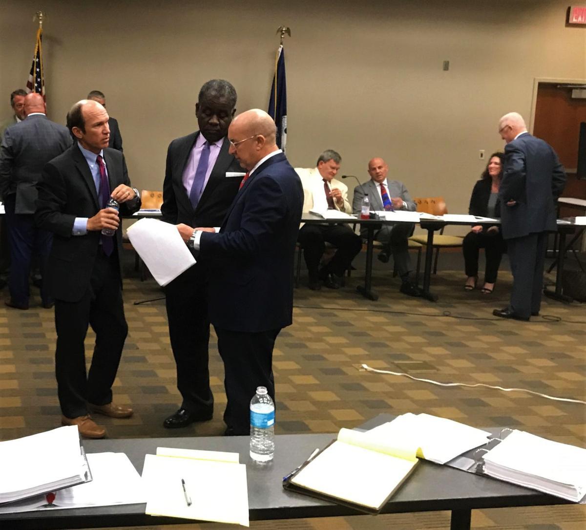 Louisiana Pilotage Fee Commission 091019