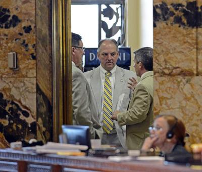 Gov.-elect John Bel Edwards backs Democrat Rep. Walt Leger III for Louisiana House Speaker; GOP bristles at notion _lowres