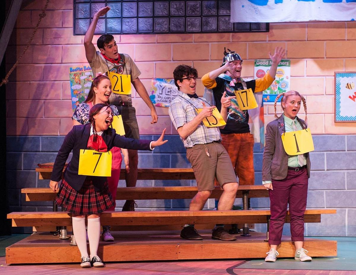 Review: The 25th Annual Putnam County Spelling Bee_lowres