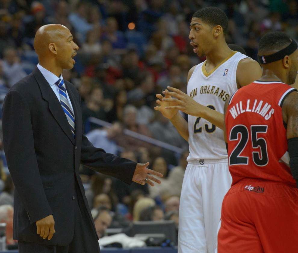 Video: Monty Williams' post-game press conference after Portland win _lowres