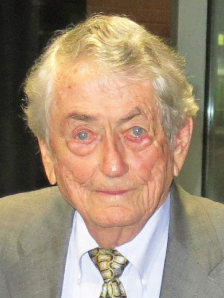 Noted for landmarks across south Louisiana, Baton Rouge engineer Ed Miremont dies at age 90 _lowres