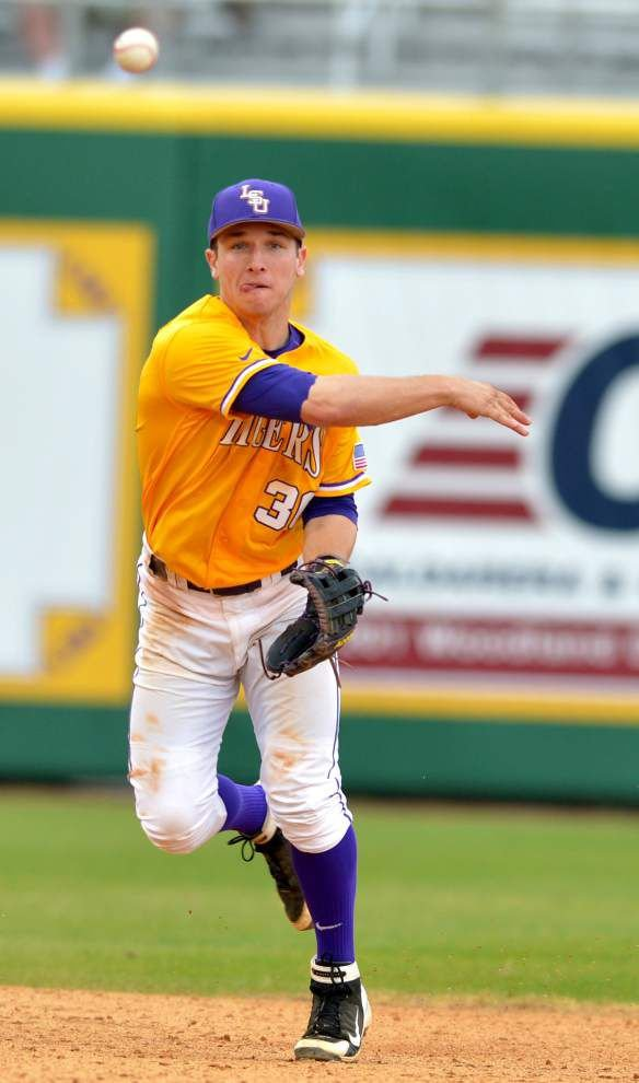 Katz, Ross power LSU Tigers to sweep _lowres