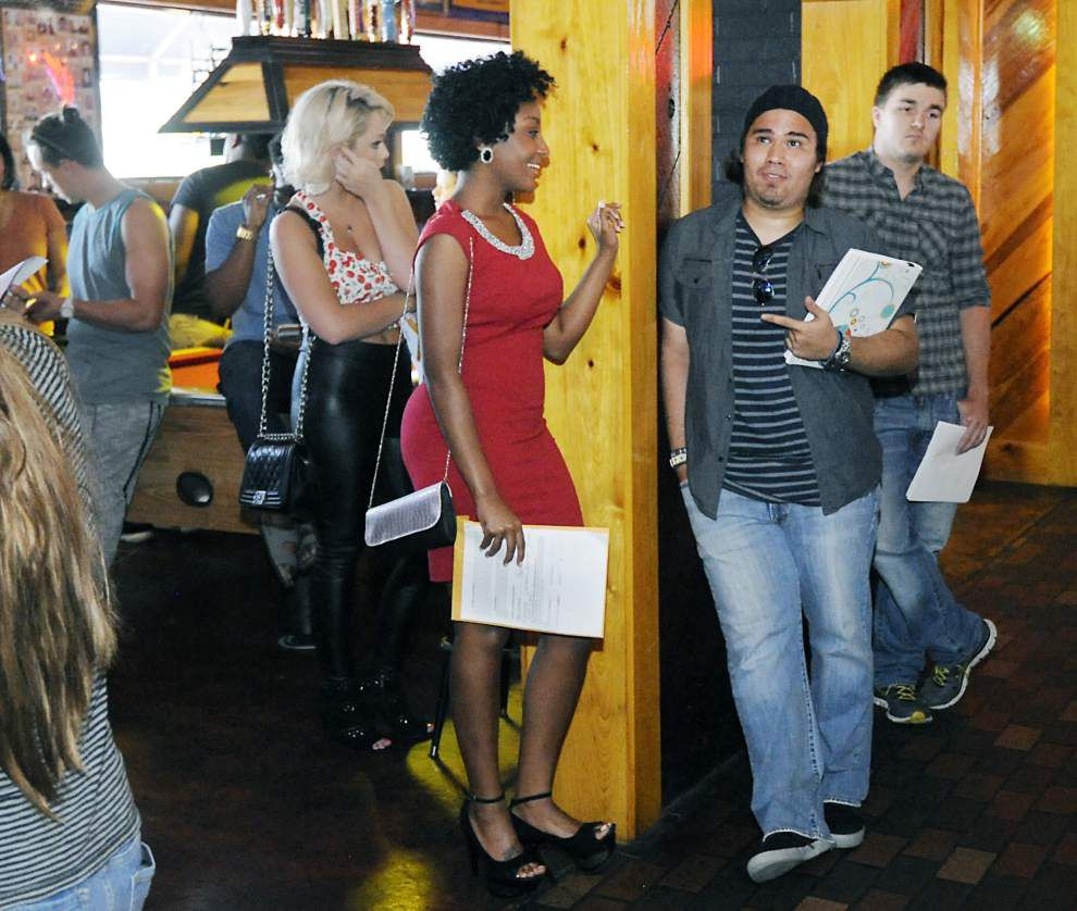 MTV's 'Real World' holds casting call in Baton Rouge as producers search for colorful characters and 'Southern flair' _lowres