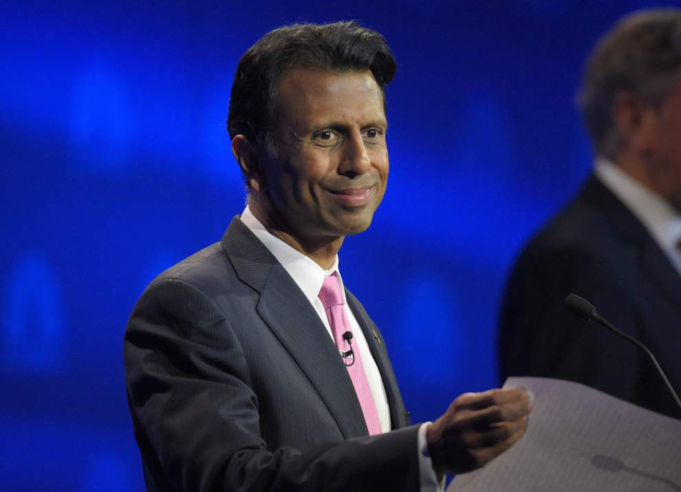 Bobby Jindal fails to make presidential prime-time debate again; will join three others at undercard _lowres