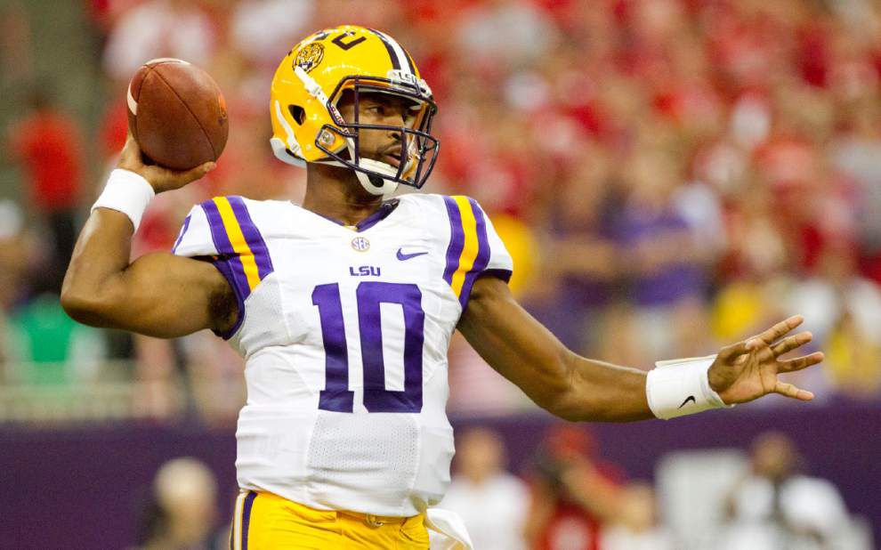 LSU Times of Interest for Saturday's game against Sam Houston State _lowres