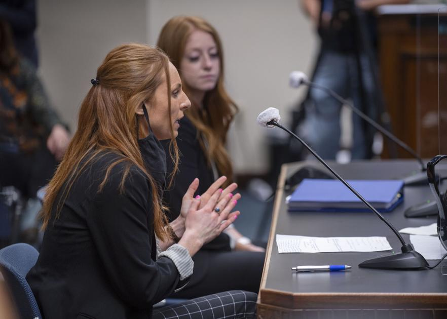 Derrius Guice accuser reveals identity as LSU sexual assault victims testify at Capitol - The Advocate
