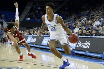 Stanford UCLA Basketball
