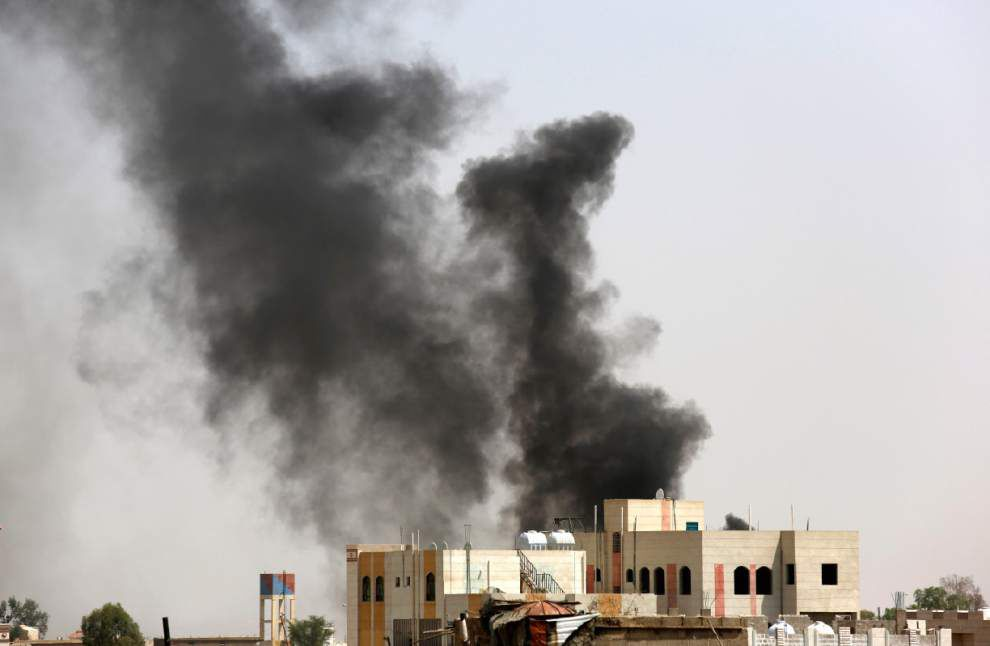 Yemen rebels release foreign hostages, including man with New Orleans ties _lowres