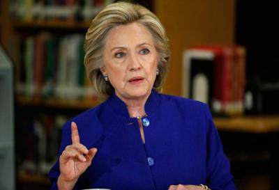 Hillary Clinton to hold 'grassroots organizing' event in Baton Rouge next week _lowres