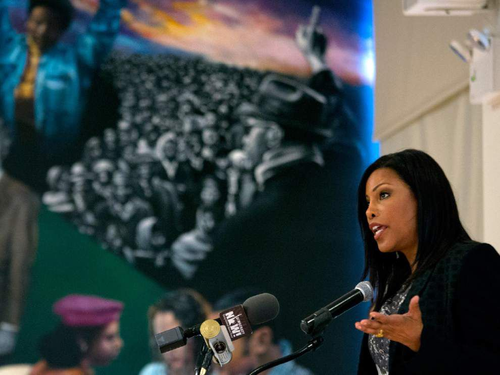 Malcolm X's daughter, Ilyasah Shabazz, to celebrate Black History Month on Friday in Baton Rouge _lowres