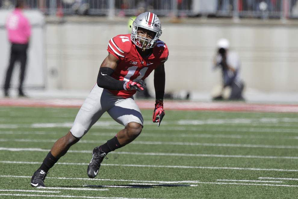 Saints ink second-rounder Vonn Bell to contract _lowres