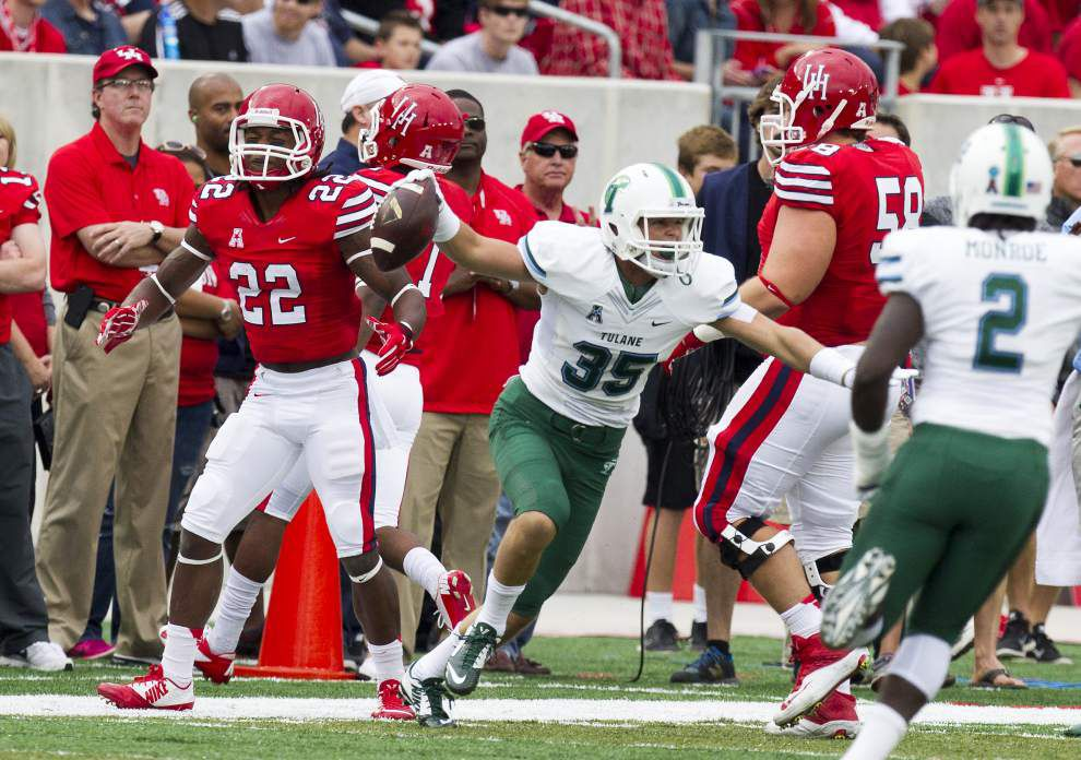 Tulane 31, Houston 24: Three and out _lowres