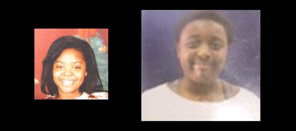 Two New Orleans girls, 11 and 17, missing, suspected of running away from home _lowres