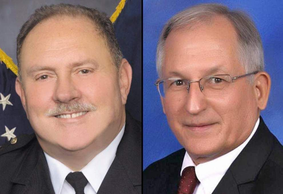 Runoff Saturday to choose next Harahan police chief _lowres