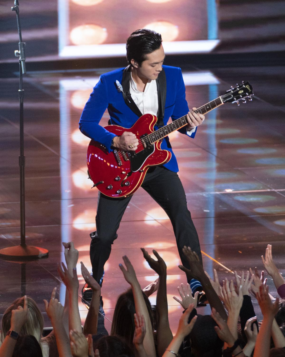 Laine Hardy's mom will spend Mother's Day in 'American Idol