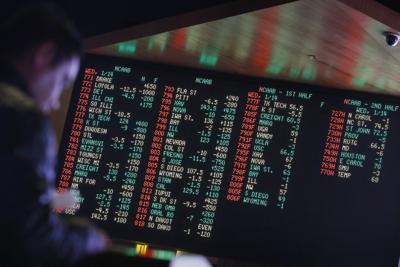 Sports Gambling-States