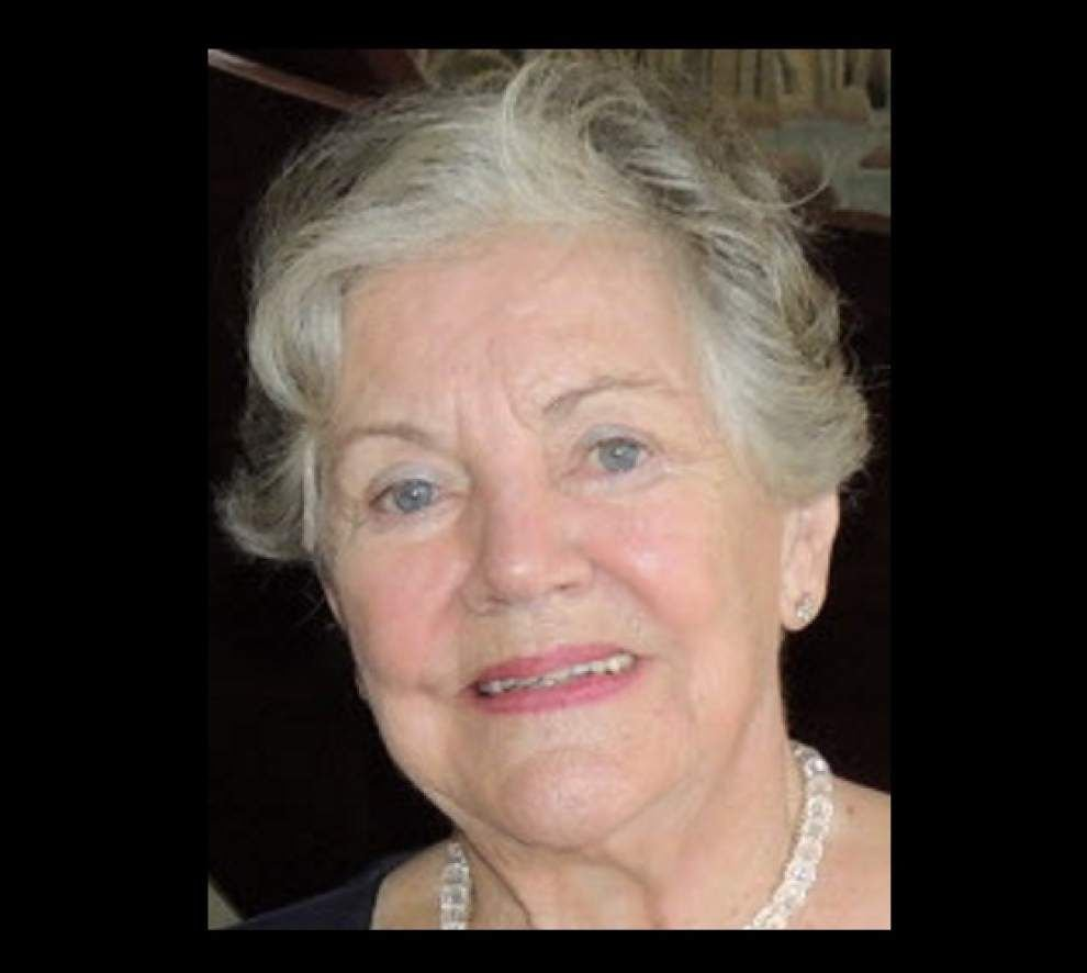 Constance Navratil, a classical musical presence in Baton Rouge, dies after car wreck _lowres