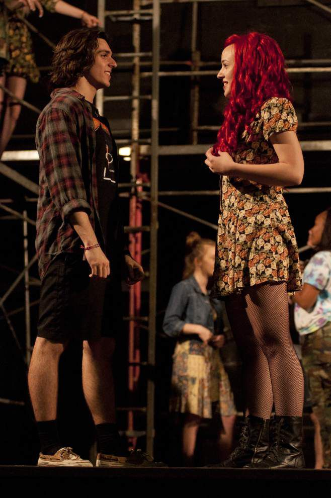 'Romeo and Juliet' gets grungy _lowres