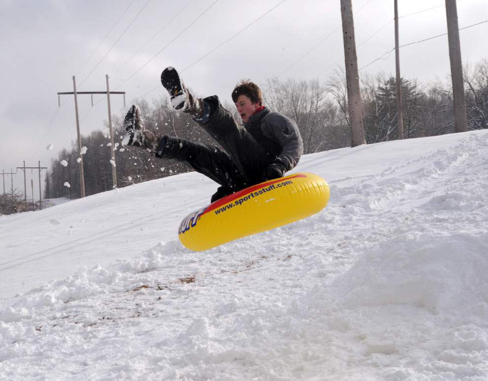 Snowstorm threatens to paralyze the crowded Northeast US _lowres