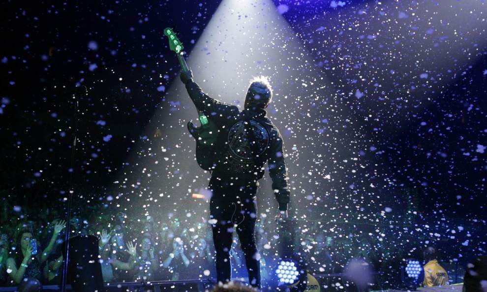 Fall Out Boy's New Orleans show proves the band deserved a second act _lowres