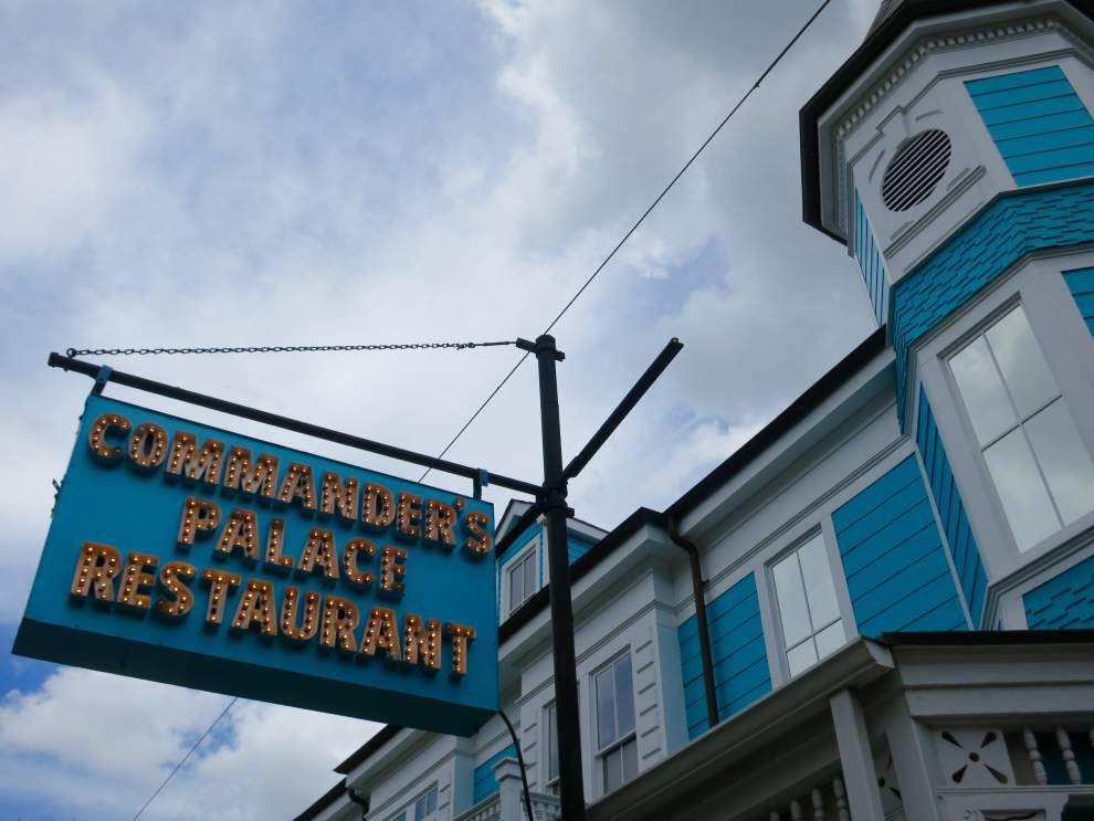 Resturants honor New Orleans matriach, mentor Ella Brennan through special menus _lowres