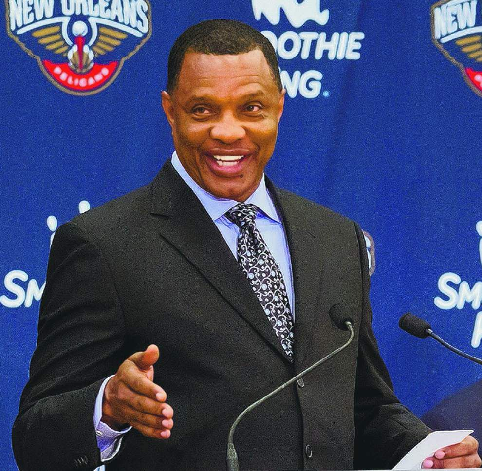 Coach Alvin Gentry pleased with Pelicans' pace in summer league _lowres