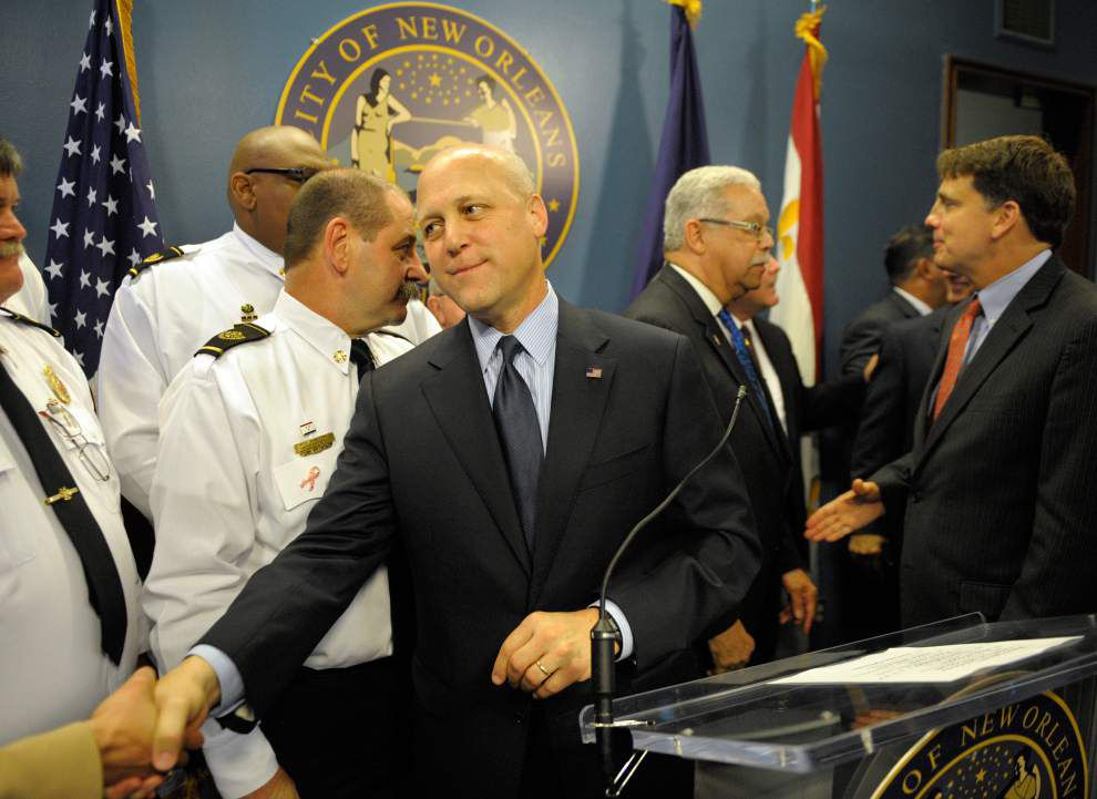 Poll: Voters say no to possible third term for New Orleans Mayor Mitch Landrieu _lowres
