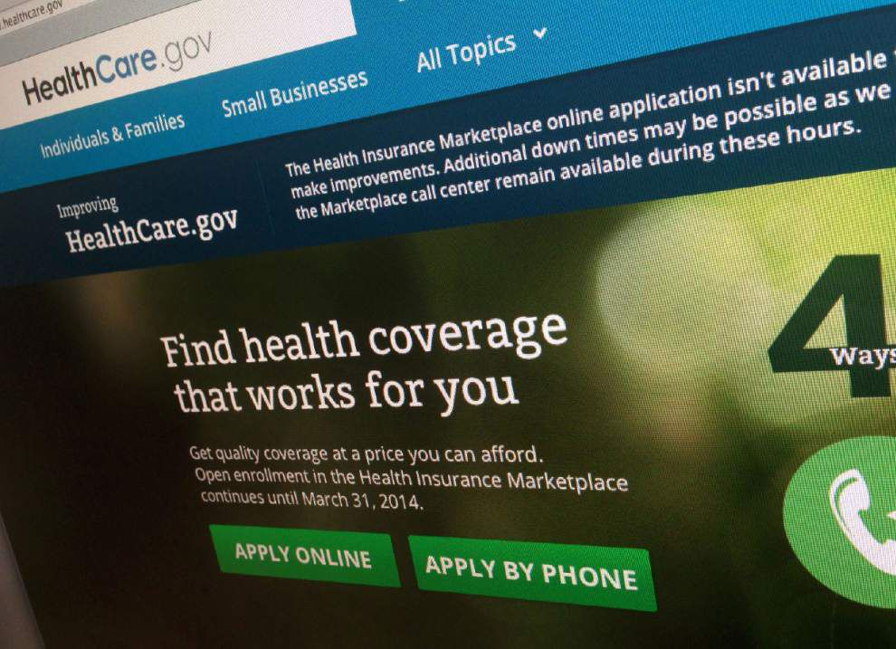 Poll: Negative view of health rollout eases some _lowres
