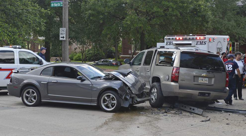 New report ranks Baton Rouge 2nd most dangerous U.S. city for drivers _lowres