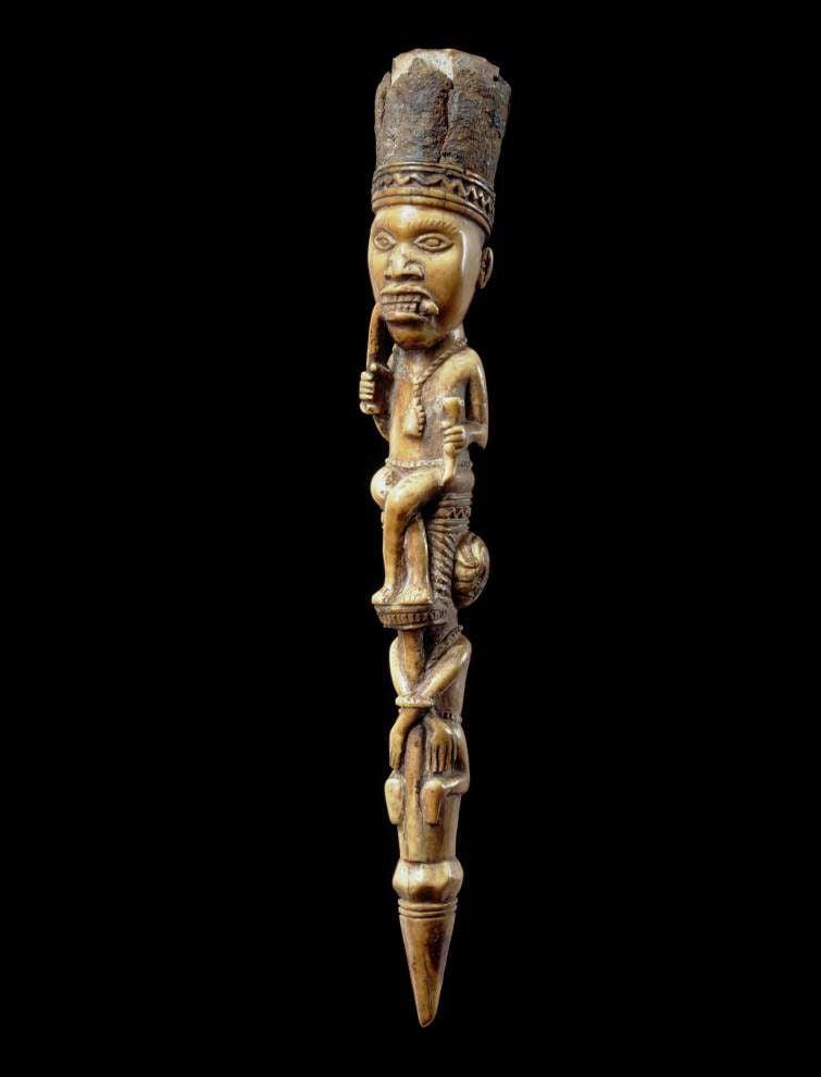 Engaging 'Kongo' exhibit is full of surprises _lowres
