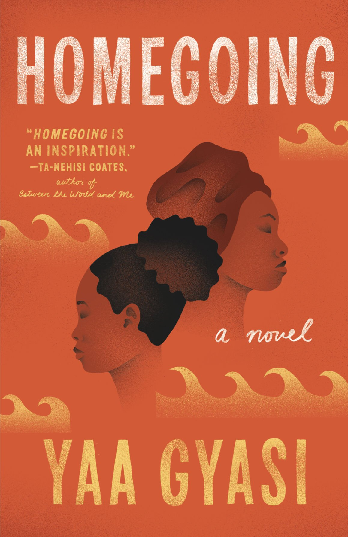 'Homegoing' book cover