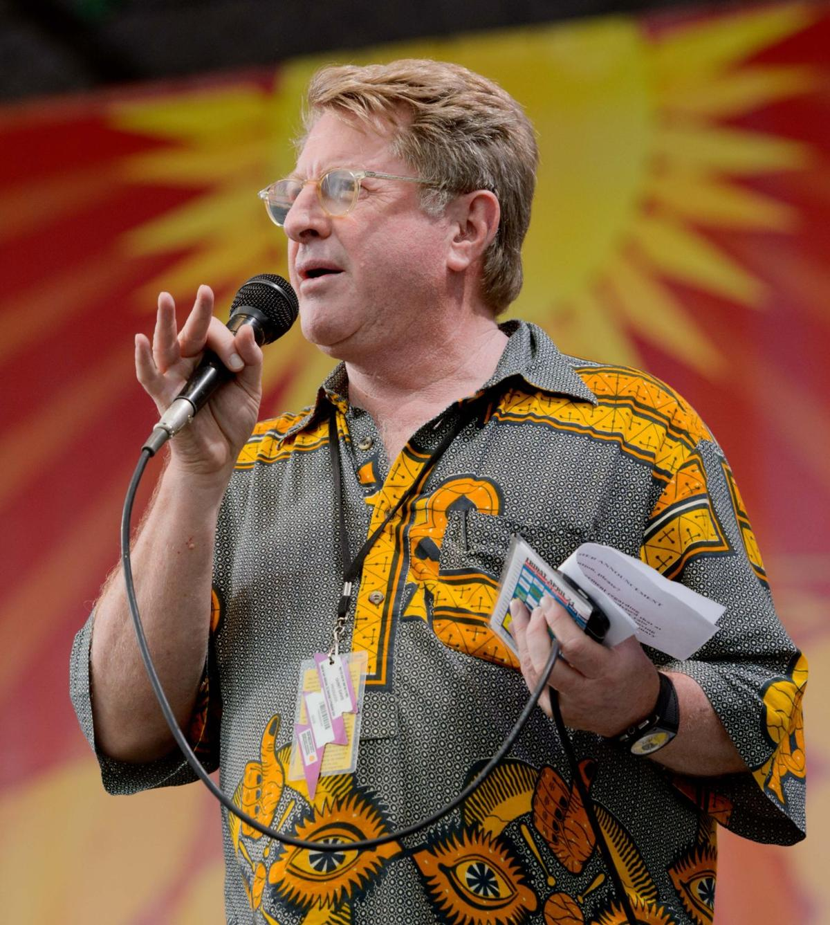 New Orleans Jazz Fest Producer On Difficult Choices